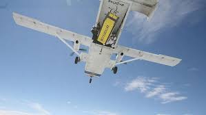 box exit aircraft